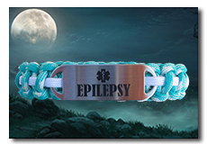 Link to medical alert paracord bracelets