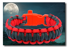 Link to paracord cobra whistle bracelets