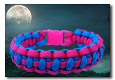 Link to kids paracord bracelets