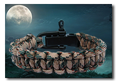Link to old school paracord bracelets