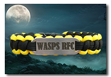 Link to Rugby club paracord bracelets