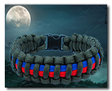 Click for British Army paracord bracelets